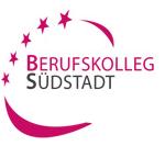 Parkplatzsharing ampido und steps2startup Team am Berufskolleg Südstadt Köln